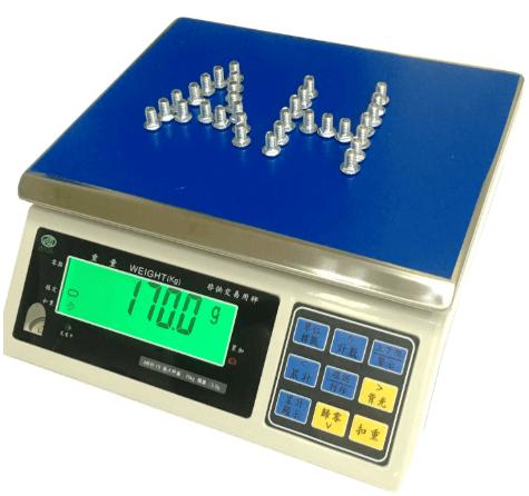 ABW電子計重桌秤