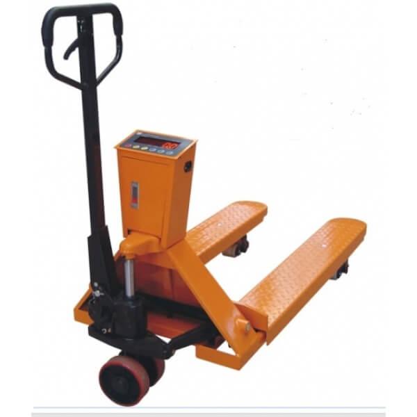 油壓拖板車秤