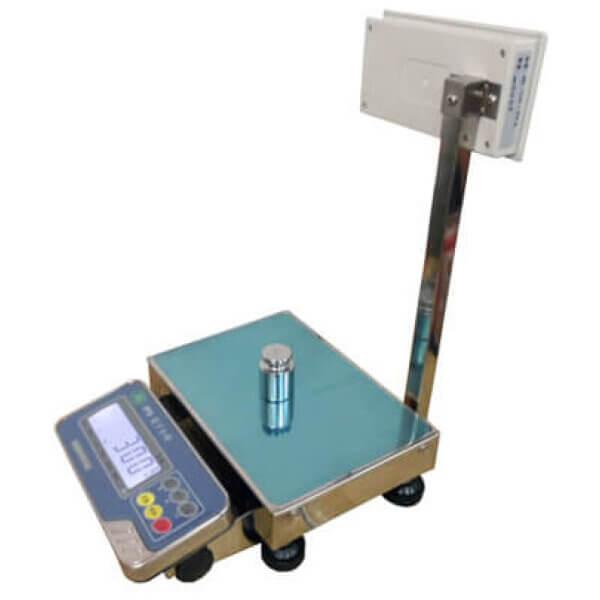 IPS雙顯示立桿計重桌秤
