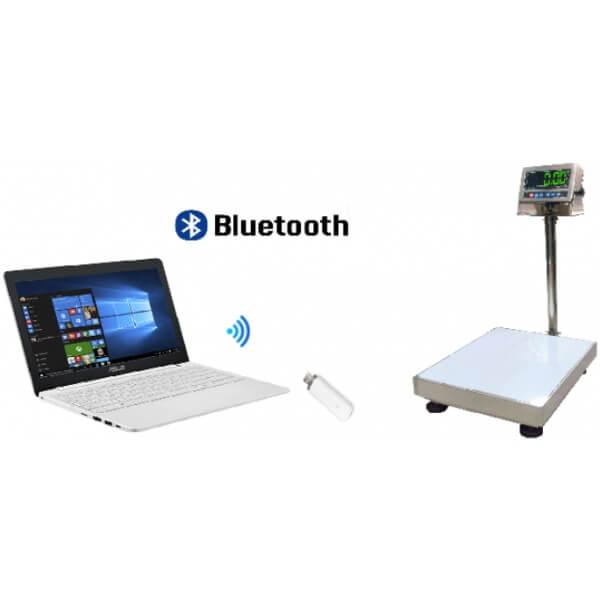 OPP不锈鋼計重台秤+藍牙無線重量傳輸
