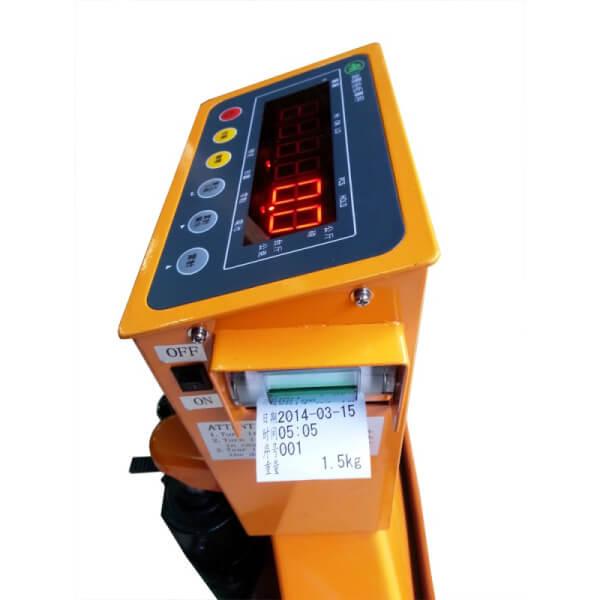 油壓托板車秤加裝崁入式印表機 2021 年 6 月 19 日 5