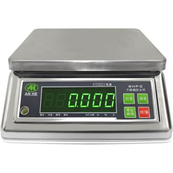 SHP-II 防水電子磅秤 2021 年 5 月 17 日 1