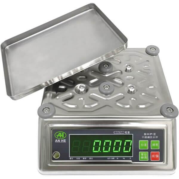 SHP-II 防水電子磅秤 2021 年 5 月 17 日 4