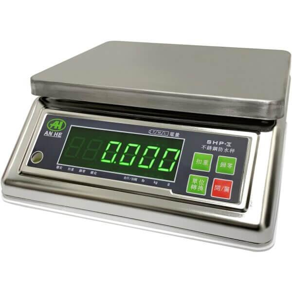 SHP-II 防水電子磅秤 2021 年 5 月 17 日 2