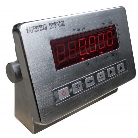 FIP-II 全不銹鋼重量顯示器