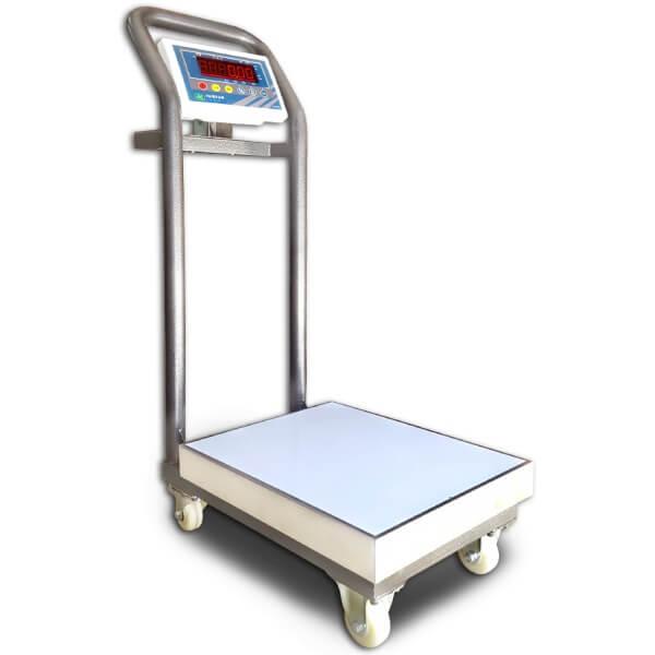 FW-ST雙螢幕顯示手推車秤