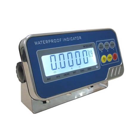 IPS 不銹鋼(小型)重量顯示器