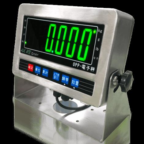 OPP 不銹鋼重量顯示器