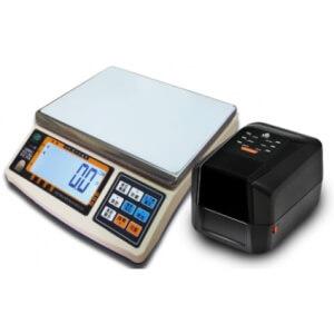 SHW-印表式計重桌秤