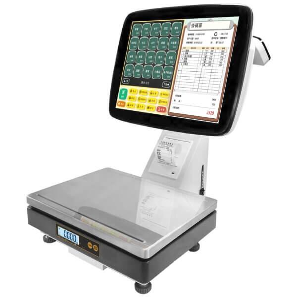 POS-門市秤重列印一體機