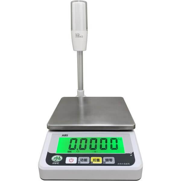 ABS電子計重秤 2021 年 9 月 19 日 2
